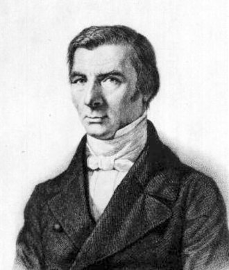 French Revolution of 1848 - Frédéric Bastiat, one of the most popular political writers of the time, who took part in the Revolution