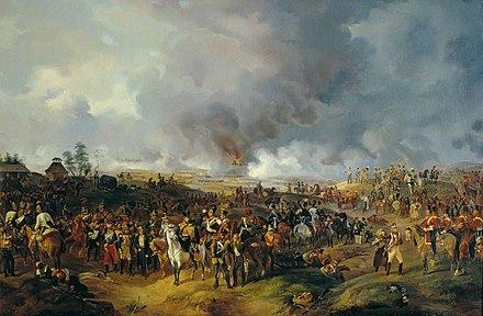 Waterloo zavěsit