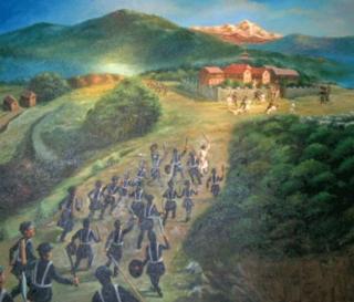 Battle of Nuwakot