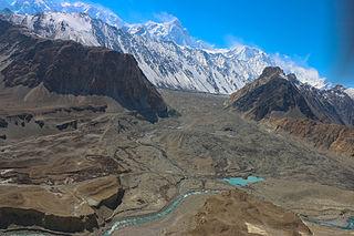 Gojal Valley in Gilgit−Baltistan, Pakistan