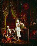 Baudouin, Pierre Antoine - Le Carquois épuisé - 1765.JPG