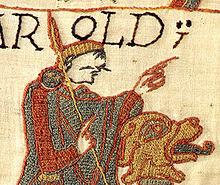 Harold ii de inglaterra wikiquote - Qu est ce que la tapisserie de bayeux ...