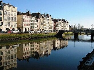 Nive - Nive in Bayonne