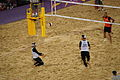Beach volleyball at the 2012 Summer Olympics (7925251464).jpg