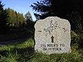 Beattock Signpost - geograph.org.uk - 1553214.jpg