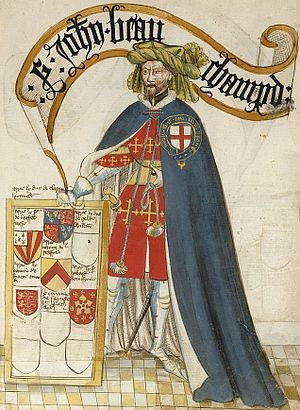 Constable of the Tower - Image: Beauchamp 1430
