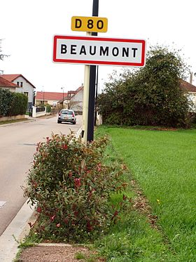 Image illustrative de l'article Beaumont (Yonne)
