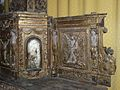 Beauregard-et-Bassac église Bassac tabernacle nord détail (2).JPG