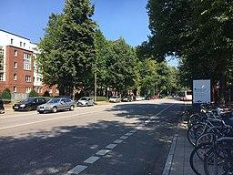 Bebelallee in Hamburg