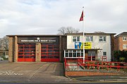 Bedworth fire station - geograph.org.uk - 288310