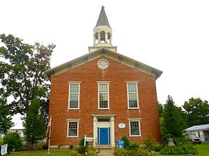 Beech Creek, Pennsylvania - Friendship Community Center