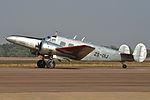 Beech E.18S-9700 'ZS-OIJ' (16659269400).jpg