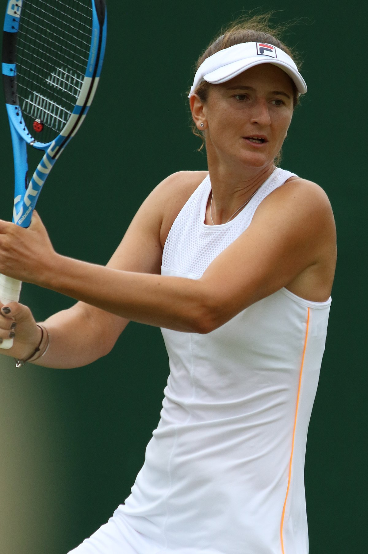 WTA Brisbane 2017: Irina Begu a fost eliminată și la dublu ...  |Irina Begu