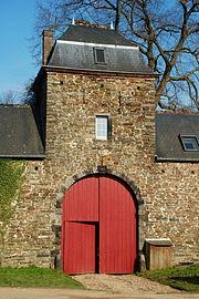 Porte de nivelles villers la ville wikip dia - La porte bleue belgique ...