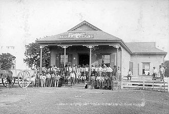 Belle Grove Plantation (Iberville Parish, Louisiana) - Commissary, c.1880-1917