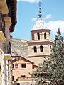 Bell tower of the Cathedral of Albarracín - 01.jpg