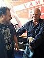 Bellatin, Mario (r) & Bisama Alvaro (l) FILSA 20171112 fRF01.jpg