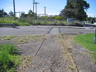 Belmont railway line, New South Wales