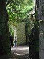 Belsay Hall - Quarry Garden (2) - geograph.org.uk - 1479378.jpg