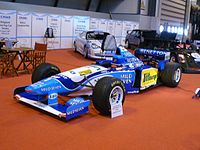Benetton at car show.jpg