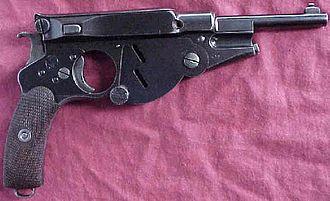 6.5mm Bergmann - Image: Bergmann Model 1896 6.5