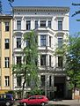 Berlin, Kreuzberg, Wartenburgstrasse 2, Mietshaus.jpg