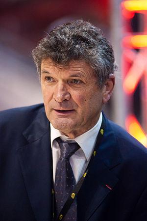 Bernard Thévenet - Thévenet at the Six Days of Grenoble 2011