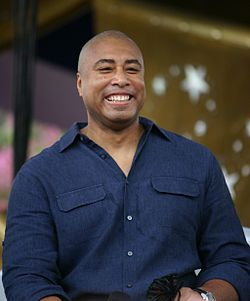 Bernie Williams at ESPN Weekend.jpg