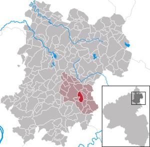 Berod bei Wallmerod - Image: Berod im Westerwaldkreis