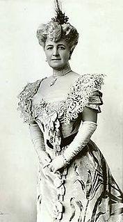 Bertha Palmer American art collector