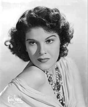 Betty Lou Gerson - Gerson in 1941.
