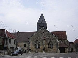 Beurey - Image: Beurey église 1