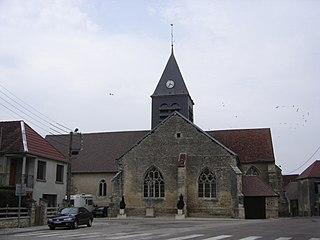 Beurey Commune in Grand Est, France