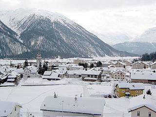 Bever, Switzerland Place in Graubünden, Switzerland