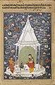 Bhairavi Ragini, Manley Ragamala, an album painting in gouache on paper.jpg