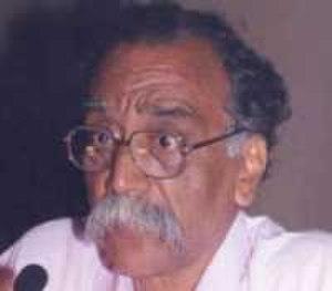Bhalchandra Nemade - Image: Bhalachandra Nemade