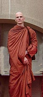 Bhikkhu Analayo German Buddhist monk, scholar and meditation teacher