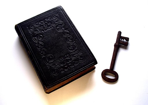 Bible and Key Divination