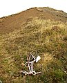 Bike, Ramsley mine - geograph.org.uk - 990311.jpg