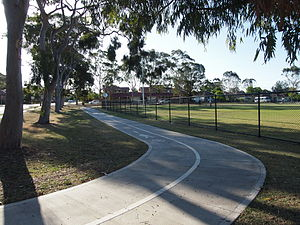 bike paths in sydney wikipedia