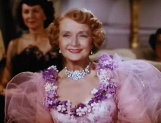 The Great Ziegfeld - Billie Burke worked as a technical consultant on the film.