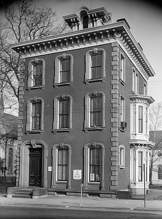 National Register of Historic Places listings in York County, Pennsylvania - Image: Billmeyer House