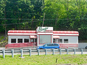 Burnham, Pennsylvania - Bing's Diner