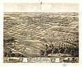 Bird's eye view of the city of Chillicothe, Livingston Co., Missouri 1869. LOC 73693472.jpg