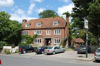 The Darling Buds of May (TV series) - The Black Horse pub in Pluckley, seen in 2009