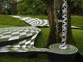 Charles Jencks - Black Hole in the Garden of Cosmic Speculation