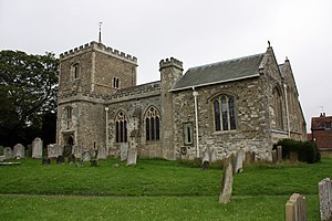 Bletchingley - Image: Bletchingley Church in September 2010