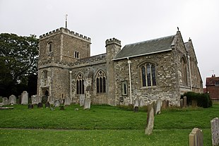 "Medieval Church - <a href=""http://search.lycos.com/web/?_z=0&q=%22listed%20building%22"">grade I listed</a>"