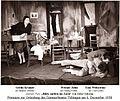 Blick zurück im Zorn Szene mit Gerda Kramer -Werner Johst - Tom Witkowski 6.12.1958.jpg