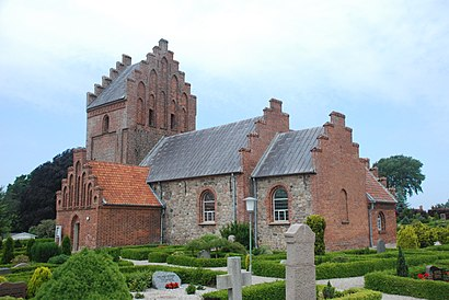 How to get to Blistrup Kirke with public transit - About the place